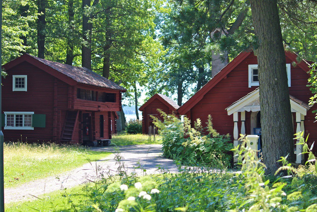 Besökträdgård - Julita gård