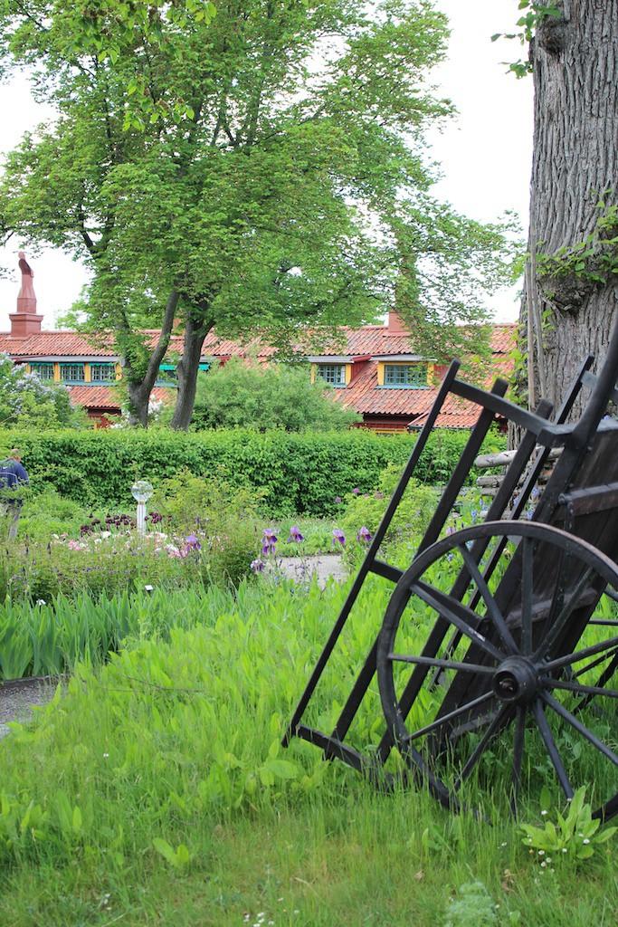 Besöksträdgårdar Skansen Stockholm
