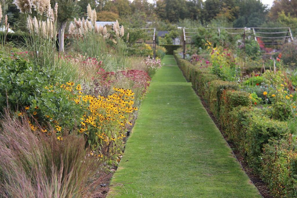 Besöksträdgårdar slottsträdgården malmö