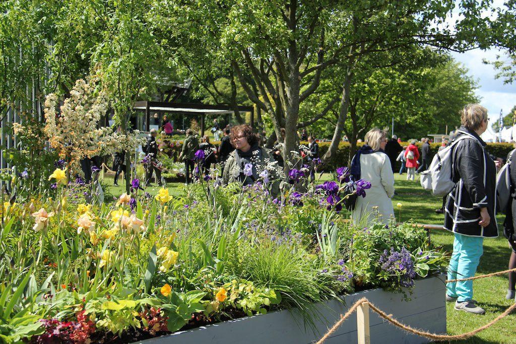 I slutet av maj varje år arrangeras den mycket uppskattade Malmö Garden Show som drar stor publik.