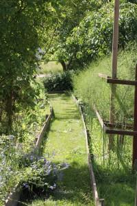 Mormorsträdgård