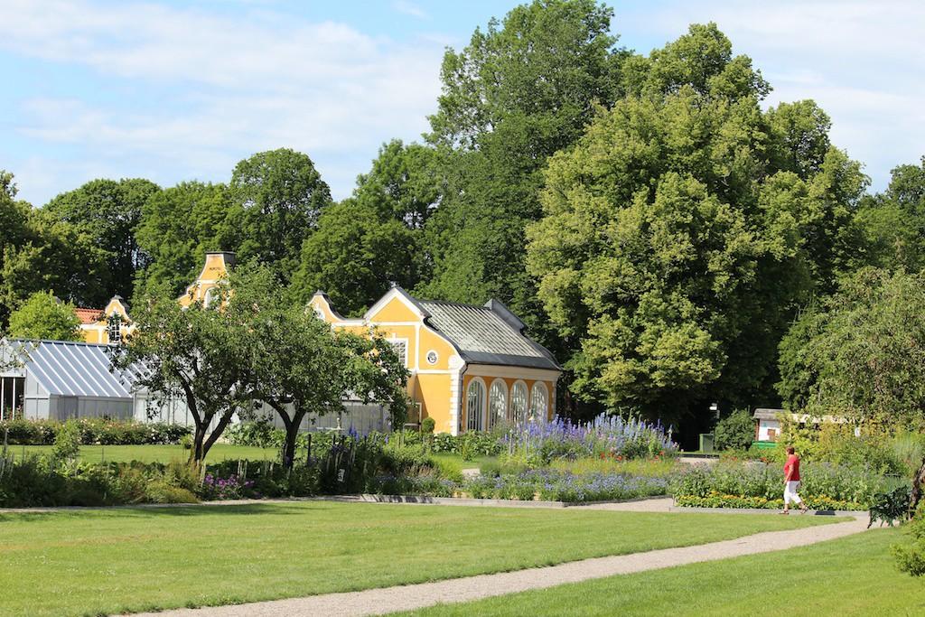 Besöksträdgård - Julita gård